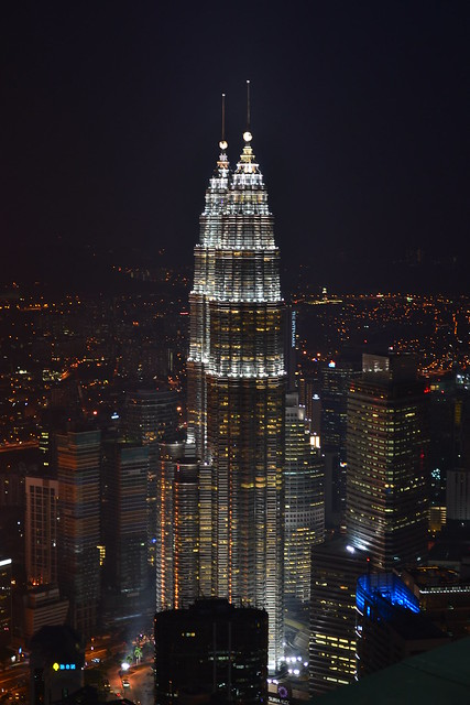 Petronas, Towers, Kuala Lumpur