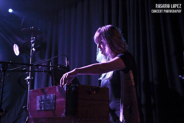 Anna Calvi en Barcelona