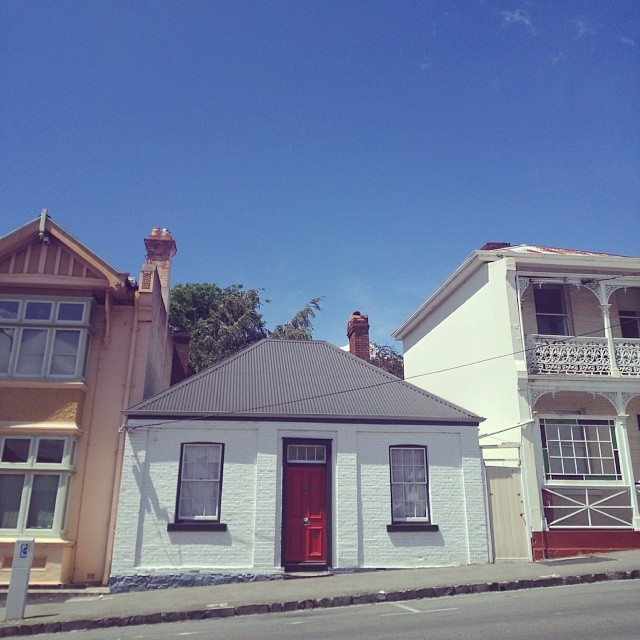 Red door #Launceston