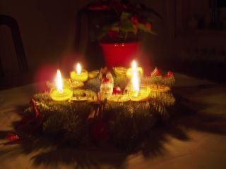 4. Advent mit Mutzenmandeln