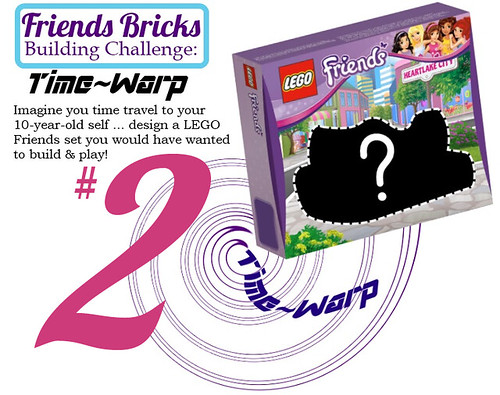 Time~Warp #2 Building Challenge by FriendsBricks