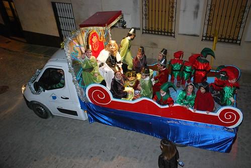 Cabalgata porcuna es noticia for Decoracion para reyes