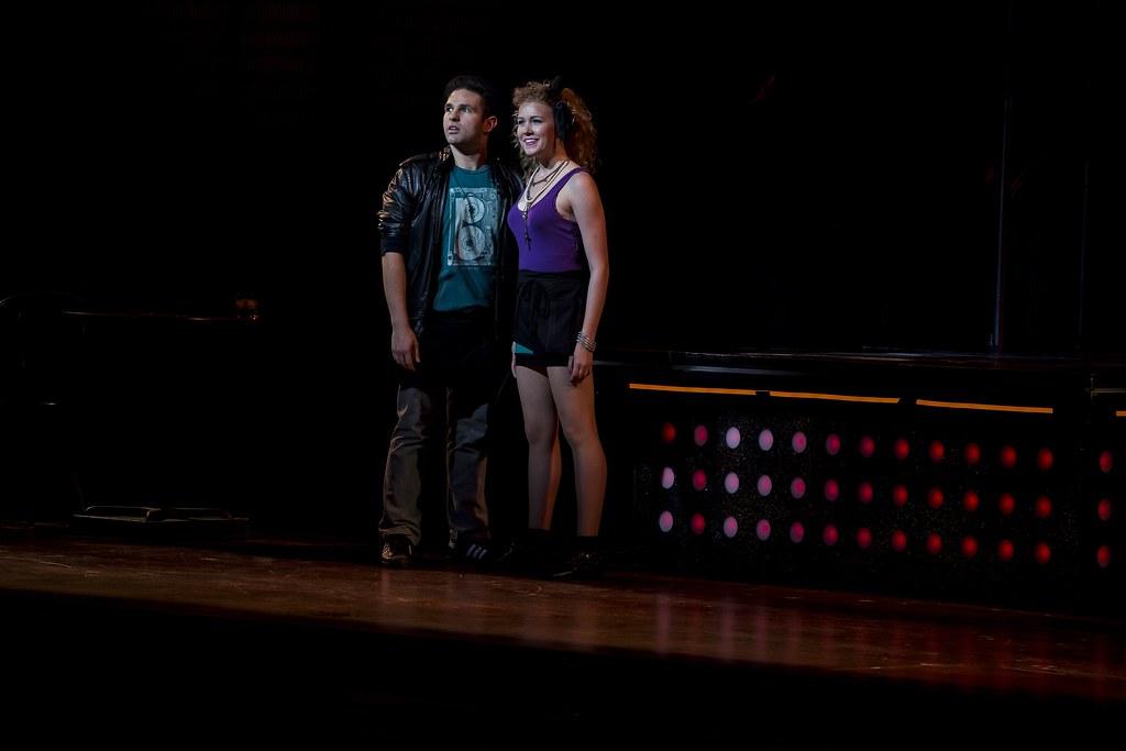 flashdance the musical california musical theatre