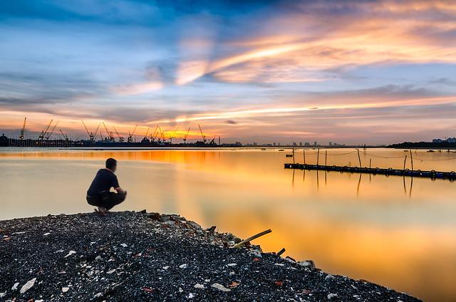 TelukJawa_Sunset