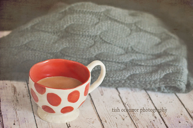 The Polka-Dotted Coffee Mug