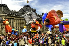 Brussels Balloon's Parade 2013 (Vol 2)