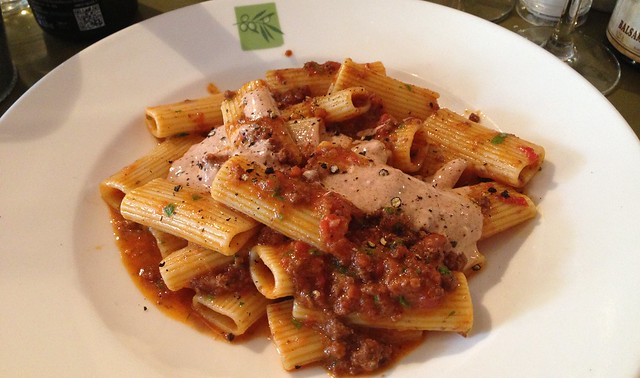 caffe vivo pasta (flickr)