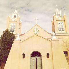 Felipe Neri Church Old Town Albuquerque New Mexico IMG_2753