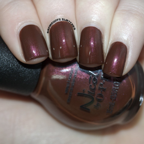 Nicole by OPI Better After Dark