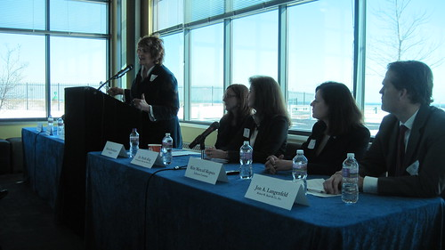 Behind the Headlines:The Business Case for Promoting Women on Feb. 6th at the Lake Express Ferry Terminal.