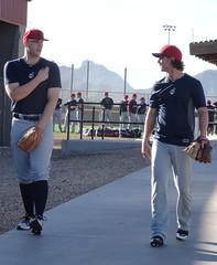 Justin Masterson & Josh Tomlin