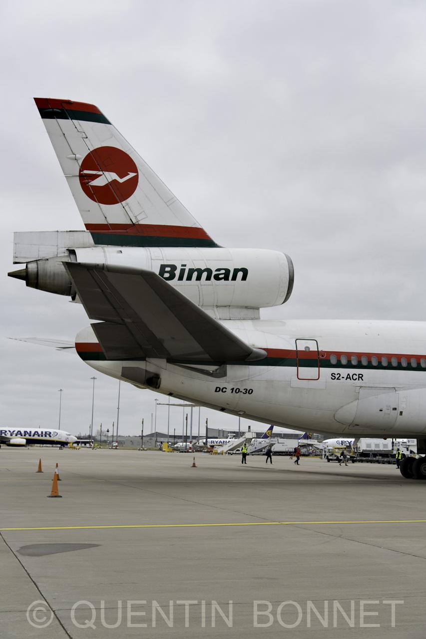 Biman Bangladesh Airlines McDonnel Douglas DC-10-30 S2-ACR