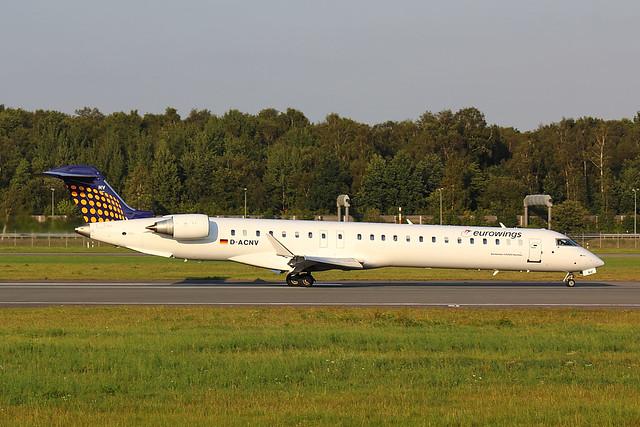 Eurowings - CRJ9 - D-ACNV (1.6e)