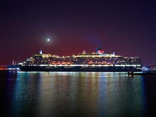 Queen Elizabeth 2 in Yokohama_7