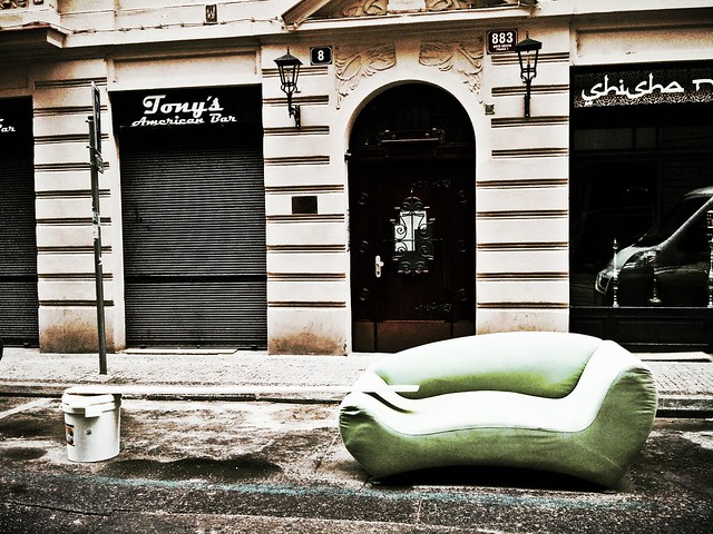 Couch Parking