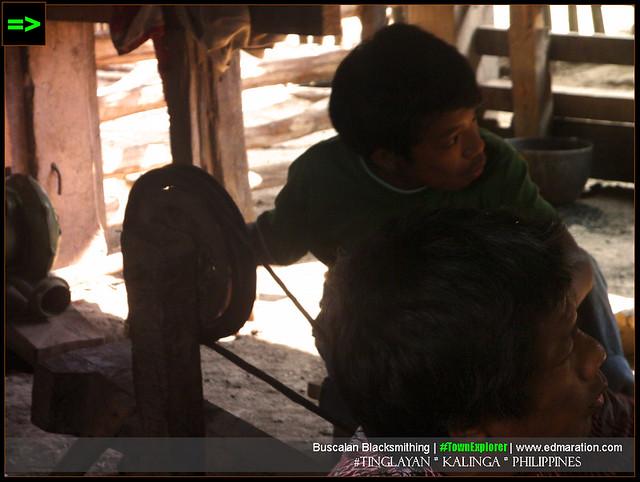 Local Industry in Buscalan, Tinglayan, Kalinga