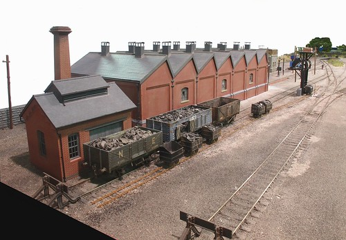 Kimble Engine Shed