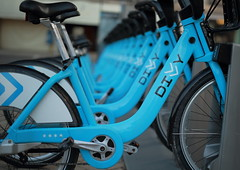 Divvy Bicycles (ad infinitum)