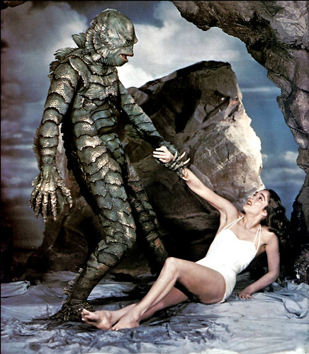 Creature From The Black Lagoon, Publicity Photos