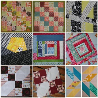 Ba{m}s: Ode to my quilting bees :-)