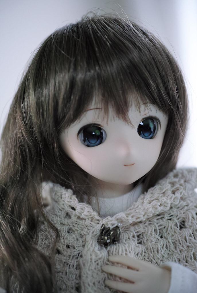 開眼姫 head