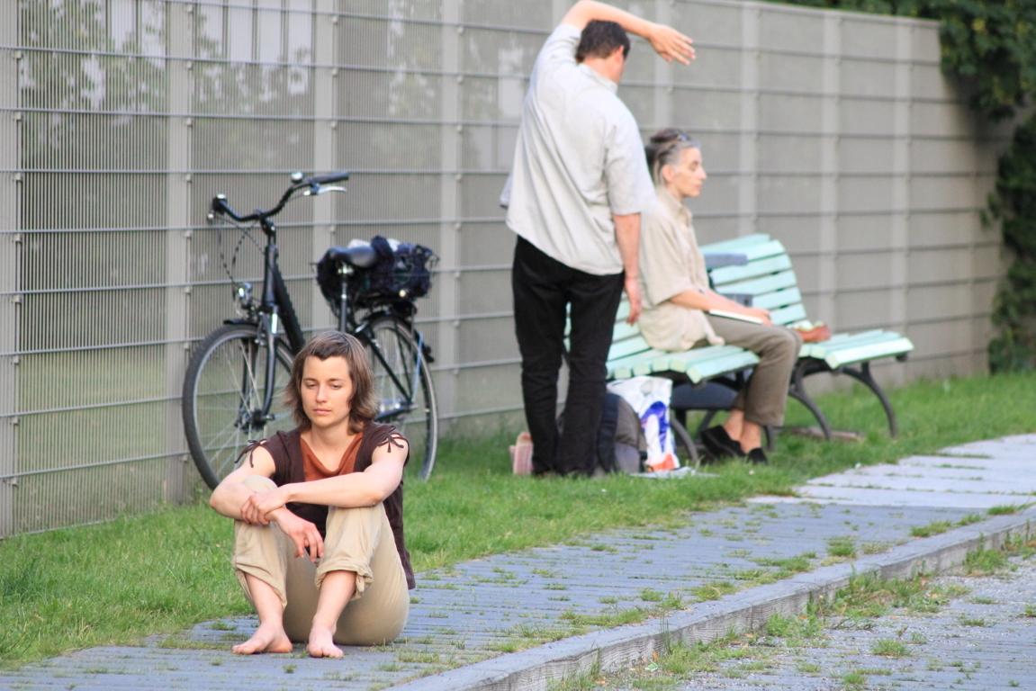 берлинцы отдыхают