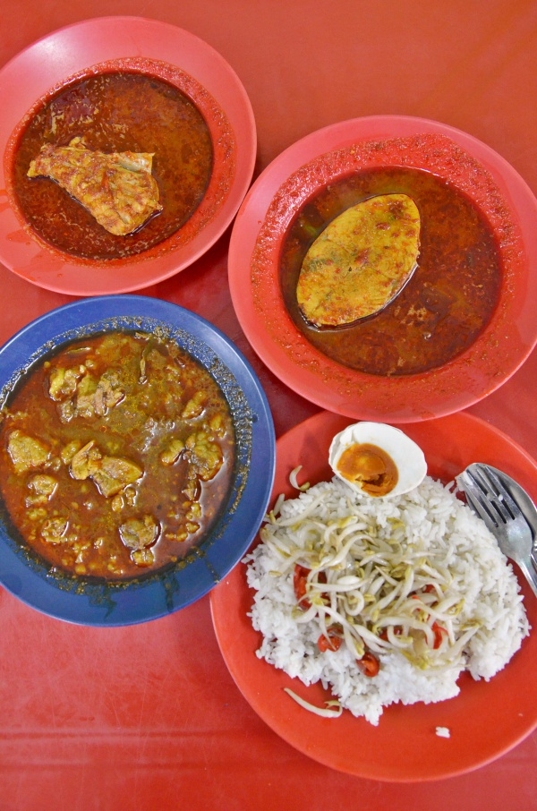 Asam Pedas Set Meal