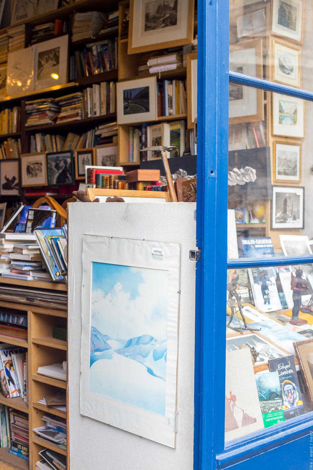 Librarie des Alpes