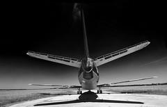 Road Trip - Maxton Aircraft Boneyard