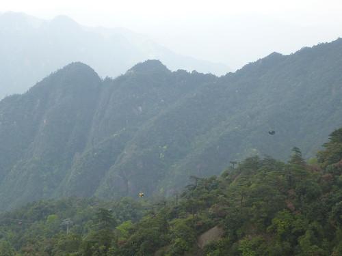 Jiangxi-Sanqing Shan-3 sentier du soleil (128)