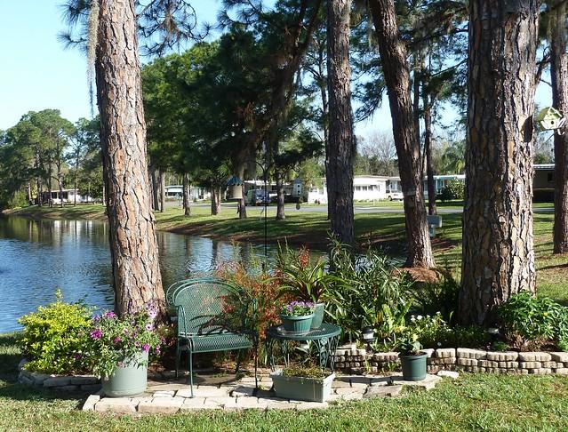 Leesburg, FL, Wintering in Florida at a 55+ Community