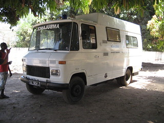 Impressive Ambulance