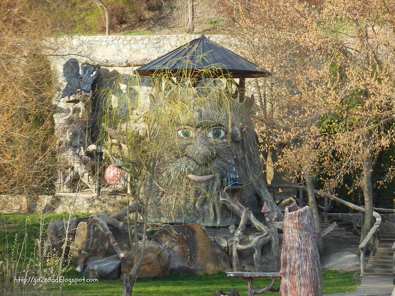 Зоопарк в Буках