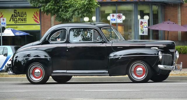 1941 Mercury  Sedan-Coupe