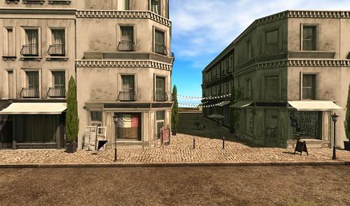 Le Quartier Francais