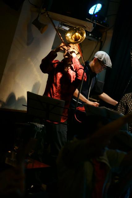 Soul on Fire! live at Rakuya, Tokyo, 19 Jul 2015. 336