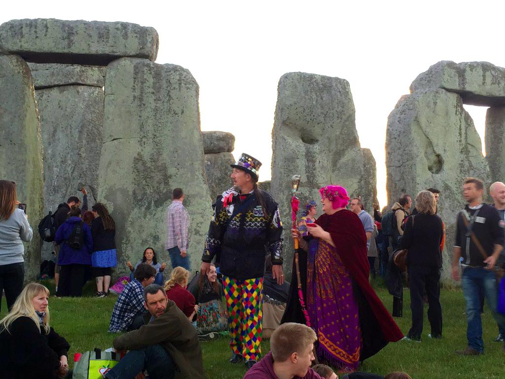 Interior de Stonehenge el día del Solsticio stonehenge el día del solsticio - 19879296039 e9c3a084ff o - Stonehenge el día del Solsticio
