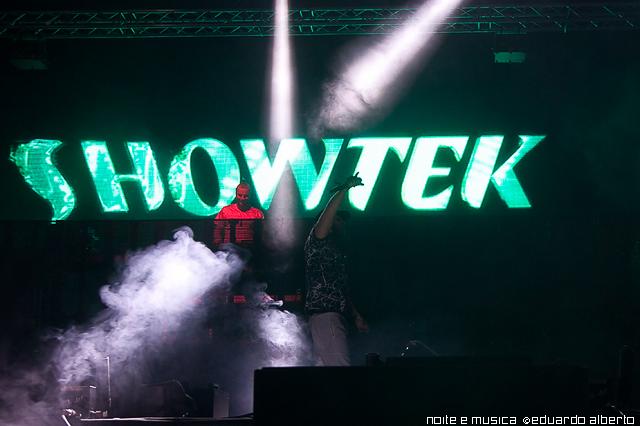 Showtek - MEO Sudoeste '15