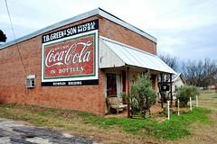 Texas, Eustace, Coca-Cola