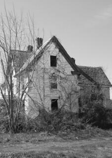 Abandoned House_Accomack County VA