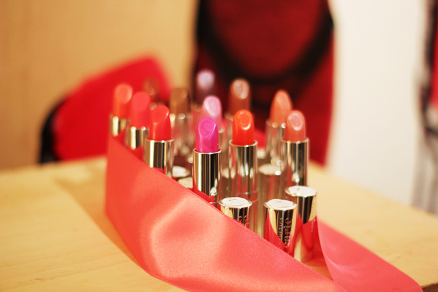 lipsticks by Cosmetics à La Carte