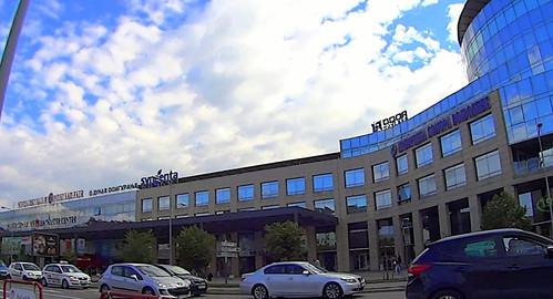Novi Sad, sajam, master centar by slucajni prolaznik