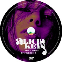 DVD Alicia Keys - The Element Of Freedom Vol.2