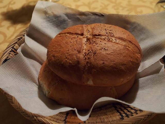 阿里之家晚餐-麵包