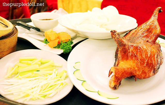 Peking Duck 2 Ways (Half) P1,050