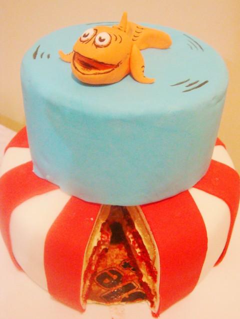 Dr Seuss Dessert Table