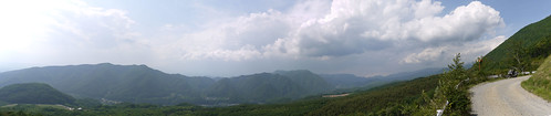 Mt.Kanagatake Rindou, Hokuto city, Yamanashi Pref.