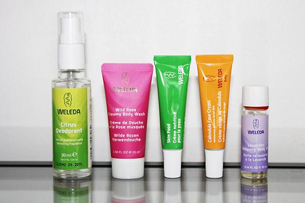 Weleda Skincare Minis