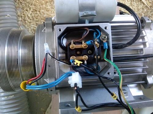Schema Collegamento Motore Trifase A Due Velocita : Inversione rotazione motore monofase il forum di electroyou