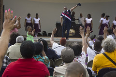 HCCI Hosts 'Community Day of Unity' in Harlem by Kim Parker